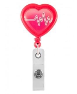 Ausweis Jojo Herz EKG NurseXL