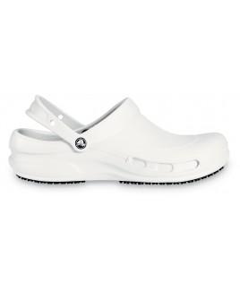 LAST CHANCE: size 4142 Crocs Bistro White
