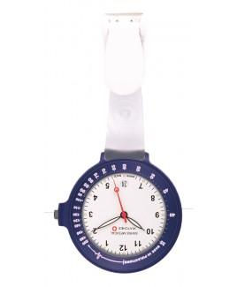 Swiss Medical Uhr Care Line Dunkelblau