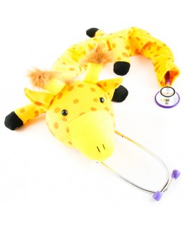 Stethoskop Cover Giraffe