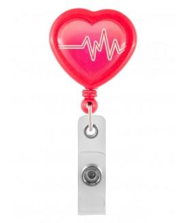 Ausweis Jojo Herz EKG